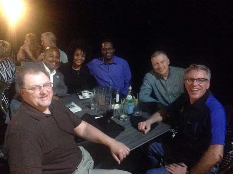 2014 Missional Coaches in Key Largo, Florida